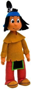 Joy Toy Yakari - Plüschfigur Indianer 20 cm