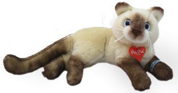 Heinrich Bauer Pia Pia Club - Siam Katze liegend 30 cm