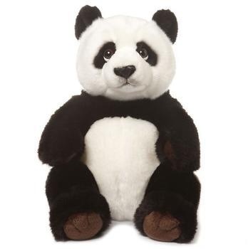 WWF Panda sitzend 30 cm