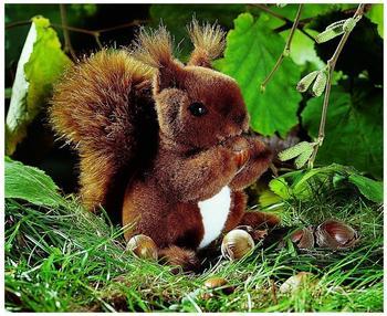 Kösener Eichhörnchen klein 15 cm
