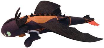 Spin Master DreamWorks Dragons - Slinging Toothless Plüsch