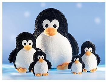 Schaffer Stofftier, Pinguin- Pingy schwarz