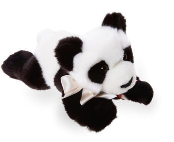 Heinrich Bauer Pia Pia Club - Pandabär liegend 25 cm