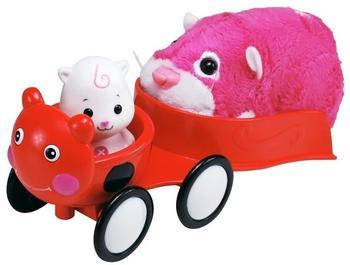 GIOCHI PREZIOSI Zhu Zhu Hamster mit Babys Kinderwagen sortiert 70811301