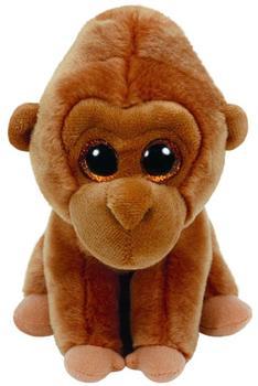 Ty Beanie Babies - Gorilla Monroe 15 cm
