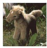 Kösener Haflinger-Fohlen 24 cm
