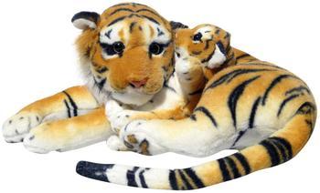 Wagner Tiger mit Baby 60 cm (2038)