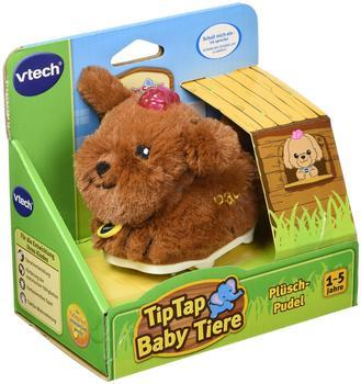 Vtech Tip Tap Baby Tiere - Plüsch Pudel Paula