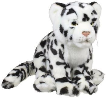 IBTT WWF Schneeleopard sitzend 00046