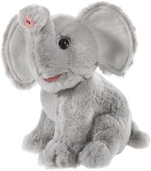 Heunec Elefant mit Glitzeraugen 18 cm