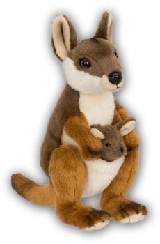 IBTT WWF Känguru mit Baby 15212023