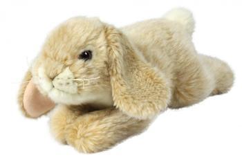 IBTT Kaninchen [liegend, creme] (18cm)