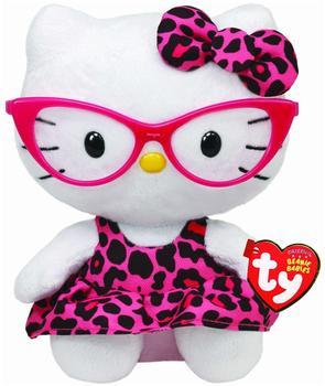 Ty Hello Kitty Fashionista mit Brille 14 cm