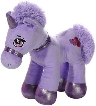 Heunec Einhorn Purple-Pooh 30 cm