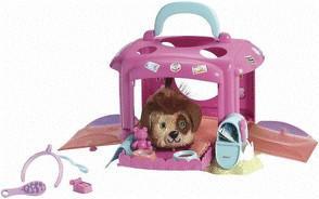 FurReal Friends Furry Frenzies - Bumper und seine Hundehütte