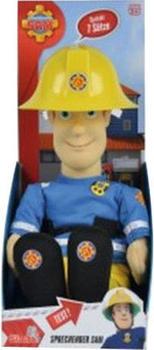 Simba Sprechender Feuerwehrmann Sam 30 cm