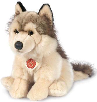 Teddy-Hermann Wolf sitzend 92738