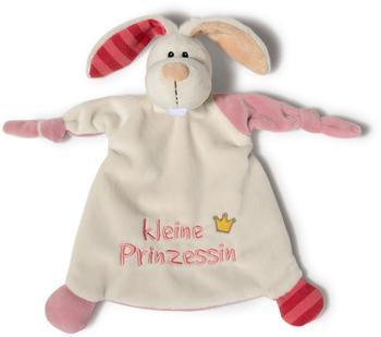 """NICI My First NICI - Schmusetuch Hase """"kleine Prinzessin"""""""