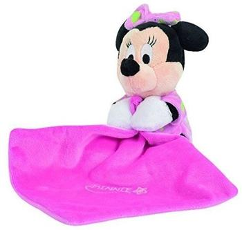 Simba Minnie Mouse Schmusetuch Glow in the Dark
