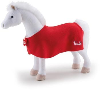 Trudi Pferd Lucky weiß 23547