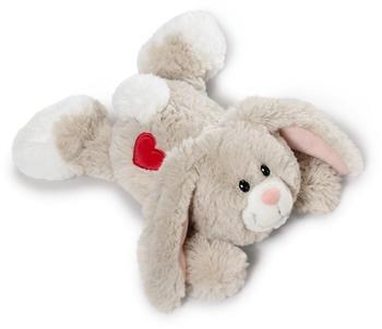 NICI Love - Hase mit Herz liegend 20 cm