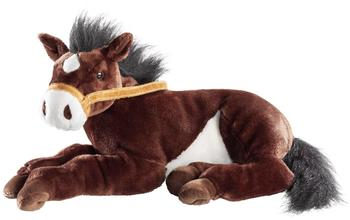 Idee+Spiel Hoffi Pferd liegend 53 cm