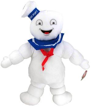 Marabella XXL Ghostbusters Geist Plüschfigur Plüsch Kuscheltier Puppe Stofftier Teddy 72cm