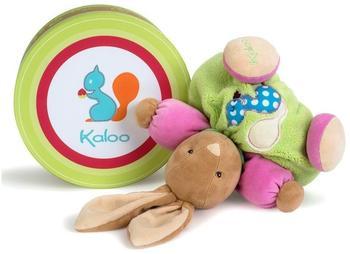 Kaloo Colors - Hase mit Eichhörnchen Patapouf 25 cm