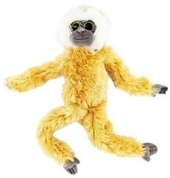 AURORA World 60290 Plüsch Hängeaffe Gibbon hellbraun