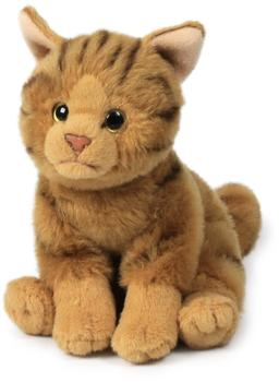 Anna Club Plush Katze [sitzend, braun] (15cm)