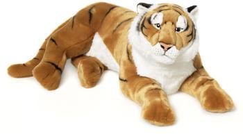WWF Plüschtier Tiger liegend