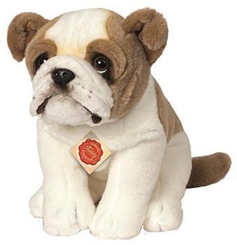 Teddy Hermann Englische Bulldogge 27 cm