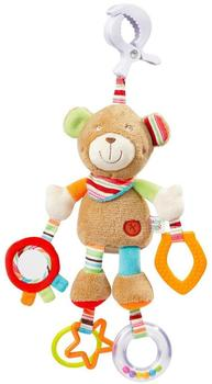 Fehn Activity-Teddy mit Klemme