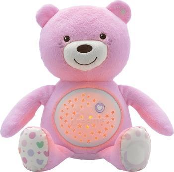 Chicco Baby Bär rosa