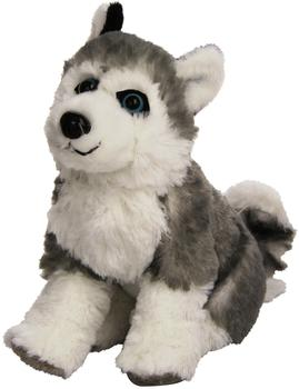 Wild Republic Cuddlekins Mini Husky 13435