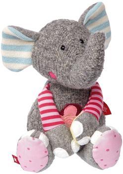 Sigikid Sweety - Elefant Patchwork 31 cm