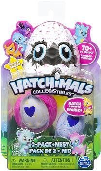 Spin Master Hatchimals EGG - Colleggtibles 2er Pack + Nest