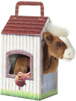 Heunec Mi Classico - Pferd im Stall 18 cm
