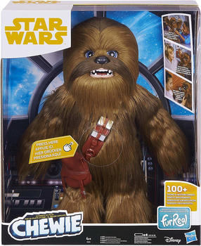 FurReal Friends Star Wars Ultimate Co-Pilot Chewie
