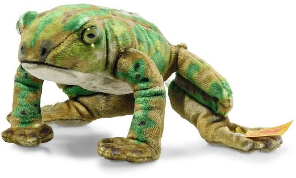 Steiff National Geographic - Froggy Frosch 12 cm