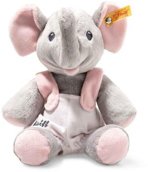 Steiff Trampili Elefant grau/rosa 24 cm