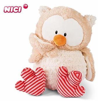 NICI Forest Friends - Eule Owluna mit Gelenk 50 cm