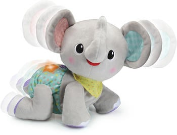 Vtech Krabbel mit mir Elefant grau