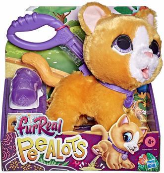 Hasbro FurReal Friends - Peealots Große Racker Katze (E89495X3)