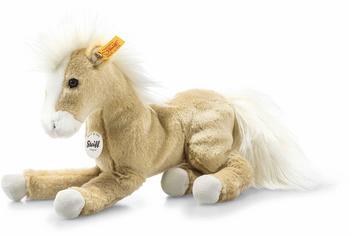 Steiff Dusty Schlenker Pony 26 blond (122149)