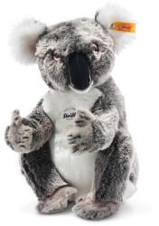 Steiff National Geographic - Yuku Koala 29 grau/weiss (355745)