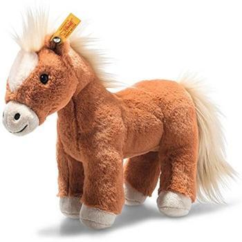 Steiff Soft Cuddly Friends Gola Pferd 27 rotbraun stehend (075872)