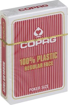 Copag Plastikkarten Poker-Index