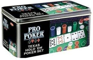 Tactic Texas Hold 'Em 200 Pro Poker Set