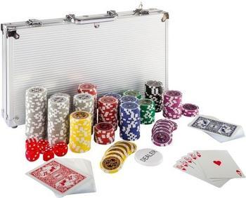 Maxstore Pokerset mit 300 Laserchips